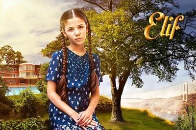 Когато започва да играе Елиф, Изабела е на 6 г.
