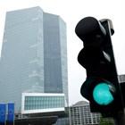 Централата на ЕЦБ във Франкфурт.