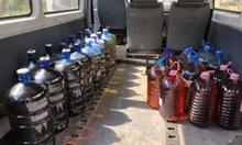 Намериха половин тон алкохол менте в къща в Аксаково