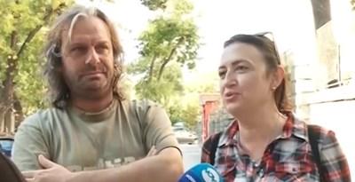 Жената, която твърди, че е нападната от шофьор на джип и нейният съпруг Кадър: Нова тв