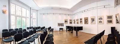 Концерти, прожекции и цяла опера на живо в къщата на Борис Христов