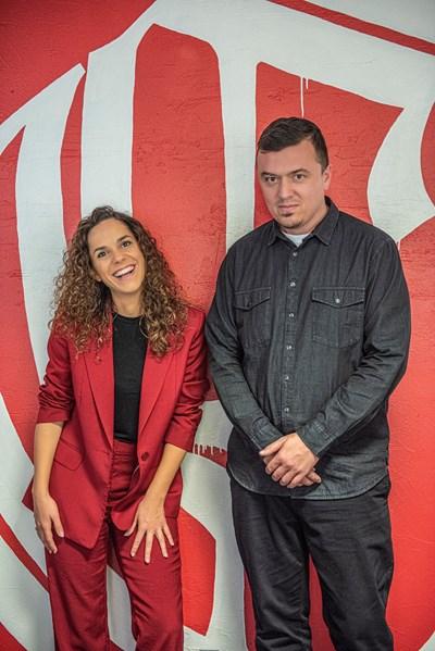Ивелина Гичева-Николова и Иван Хадживеликов са новите творчески директори на рекламната компания Ogilvy Sofia.
