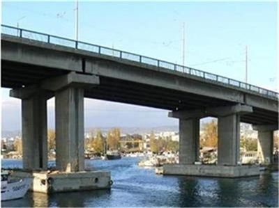 Аспаруховия мост. Снимка Архив