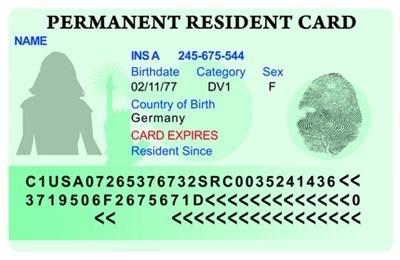 Проектът отменя лотарията за зелени карти.