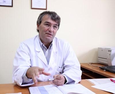 Акад. проф. Лъчезар Трайков