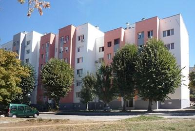 Санираните панелки в Пловдив са като нови.