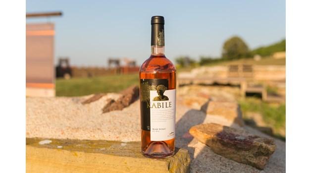 """""""Аполония"""" става на 35 с най-награждаваното българско вино Kabile"""