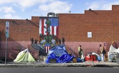 """САЩ са в омагьосания кръг """"богатите стават по-богати, а бедните по-бедни"""""""