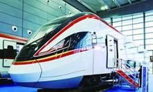 CRRC представи два нови високоскоростни влака