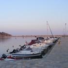 Много от кърджалийските рибарски лодки влизат в морето от пристанището на Авдира.