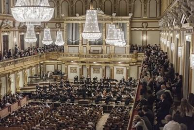 Софийската филхармония в Музикферайн