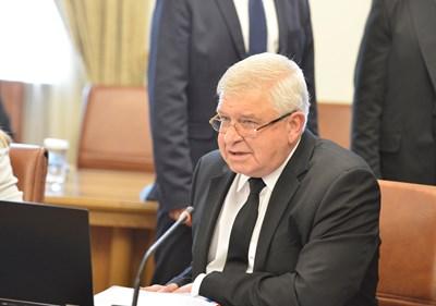 Кирил Ананиев.
