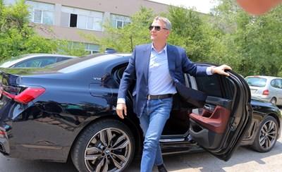 Бизнесменът Пламен Бобоков
