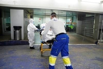 Рекорден брой заразени с новия коронавирус са регистрирани в Сърбия през последното денонощие СНИМКА: Ройтерс