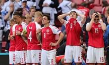 Датската футболна федерация: Кристиан Ериксен изпрати поздрави на отбора