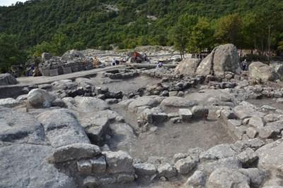Археолозите са възторжени от откритията СНИМКА: Архив