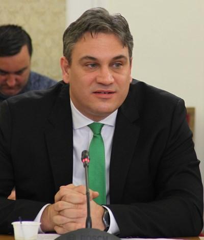 Бившият шеф на КПКОНПИ Пламен Георгиев пратен консул във Валенсия