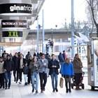 Швеция първоначално заложи на по-различен подход и не въведе строги ограничения СНИМКА: Ройтерс