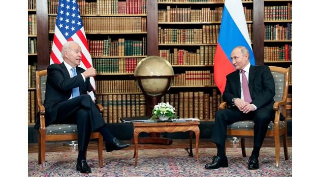Нови червени линии след срещата Байдън - Путин
