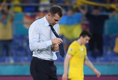 Шевченко изненадващо напусна националния отбор Снимка: Ройтерс