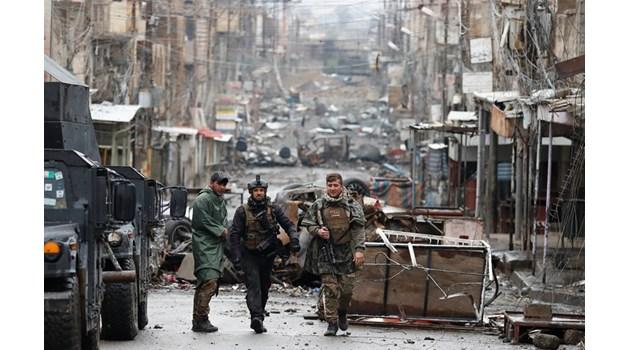 Ислямска държава е сразена, оцелелите главатари се крият в Мосул, а главата на лидера Ал Багдади е оценена на 10 млн. долара