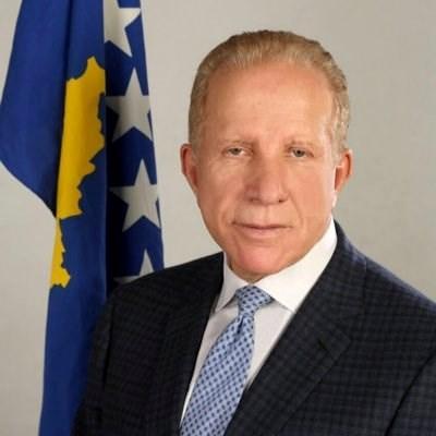 Косовският външен министър Беджет Пацоли СНИМКА: туитър/pacollibehgjet