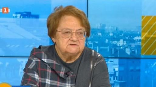 Проф. Аргирова: Много съм огорчена - учители казват, че говоря лъжи, питат ме колко ми плащат