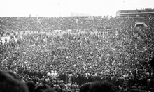 550 000 се прощават с Гунди и Котков (уникални снимки)