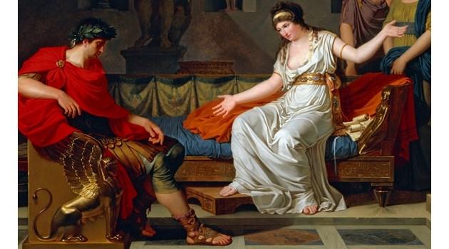 Плод на екстремни кръвосмешения, Клеопатра не е  била красавица