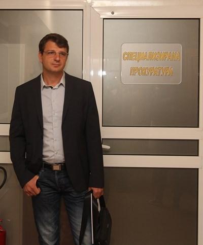 Александър Ваклин Снимка: Николай Литов