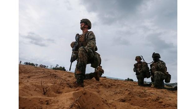 Готовност за партизански войни с Китай, включително и в Северна Корея