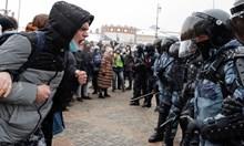 Протестърската бутафория в Русия