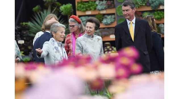 Изложението за цветя в Челси е най-популярното във Великобритания