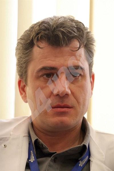 """Доц. Стоян Миланов бе избран за директор на """"Пирогов"""". СНИМКА: 24 часа"""