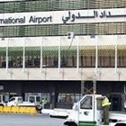 Кадър на летището в Багдад Снимка: Ройтерс