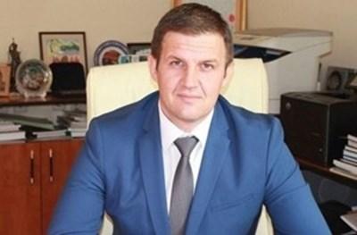 Кметът на Хасково Станислав Дечев