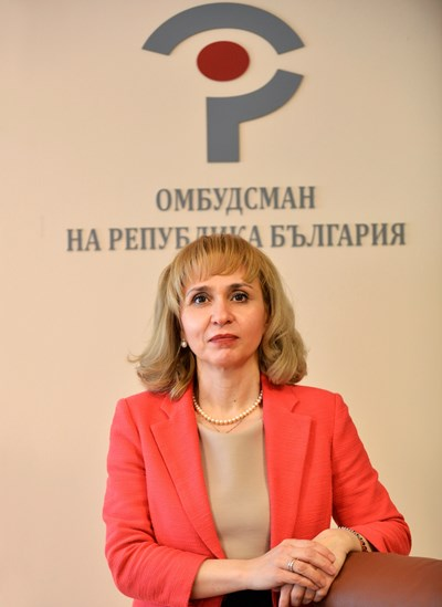 Диана Ковачева СНИМКА: Йордан Симeонов