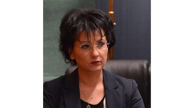 Арнаудова: Има и жена сред арестуваните в Русе, обвинена е за отвличане