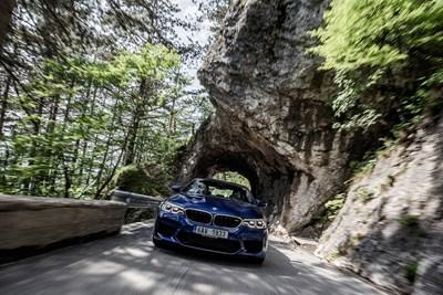 Снимки: Пресслужба BMW