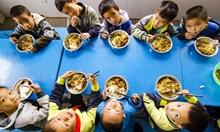 Близо 1 милион деца в Китай са облагодетелствани от проект за храненето в училищата