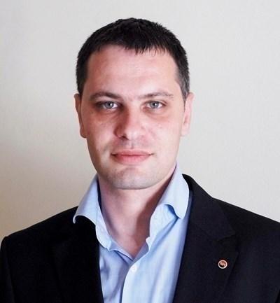 Александър Сиди от ВМРО СНИМКА: Архив