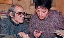 Надежда Захариева:Критик обвини ДамянДамянов в свръхпроизводство,а той пишеше,както дишаше