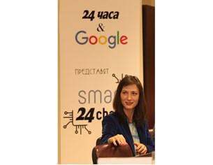 """""""24 часа"""" представи Smart24chasa, финансиран от Google със 100 хил. евро"""