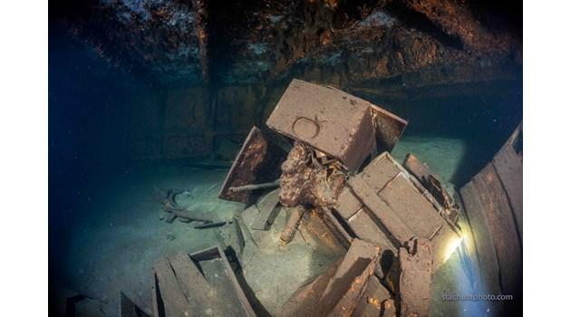 Откриха ли осмото чудо на света на дъното на Балтийско море?