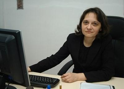 Жени Начева. Снимка Архив