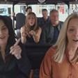 """Звездите от """"Приятели"""" заедно в още едно предаване (Видео)"""