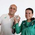 Треньорът Христо Христов и сребърната медалистка от Олимпиадата в Токио Антоанета Костадинова работят заедно вече 18 години, сега се целят в Олимпийските игри в Париж през 2024 година.