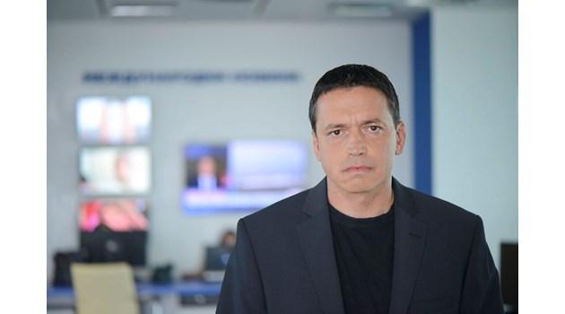 Васил Иванов се връща в Нова тв, ще прави журналистически разследвания