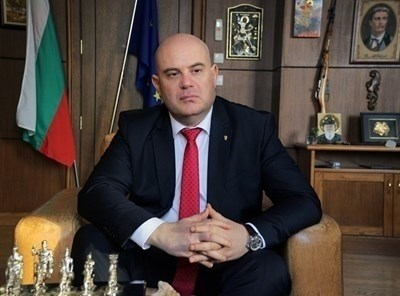 Иван Гешев СНИМКА: Архив