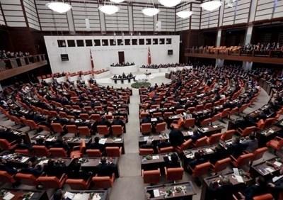 Турският парламент Снимка: Ройтерс
